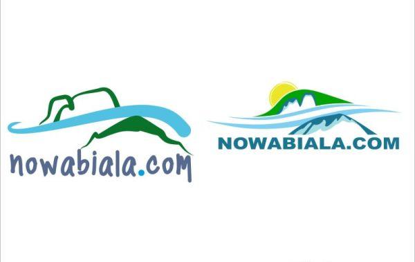 Nowa biała logo